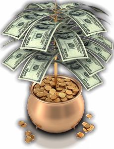 Цветы из денег своими руками пошаговая инструкция